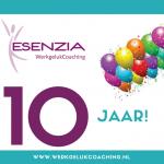 ESENZIA WerkgelukCoaching 10 jaar
